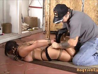 Hot latina minx subjugation porn video