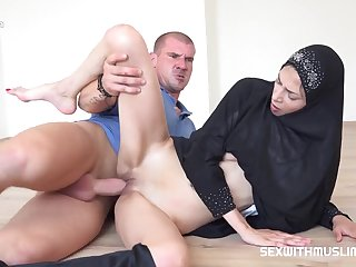 Sex Thither Muslim Skinny Latitudinarian - Porn Clip